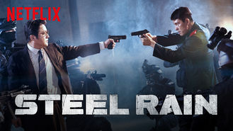 Is Steel Rain on Netflix Taiwan?