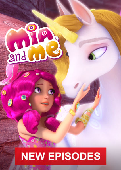 Mia and Me on Netflix Canada