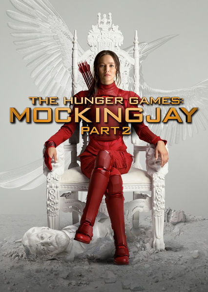 The Hunger Games: Mockingjay - Part 2 on Netflix Canada
