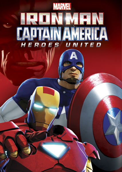 Iron Man and Captain America: Heroes United on Netflix Canada