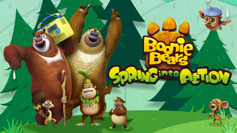 Boonie Bears: Spring Into Action on Netflix Canada
