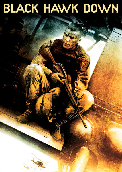 Black Hawk Down on Netflix Canada