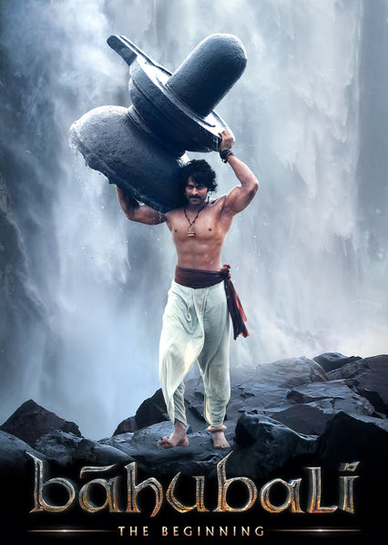 Baahubali: The Beginning (Hindi Version) on Netflix Canada