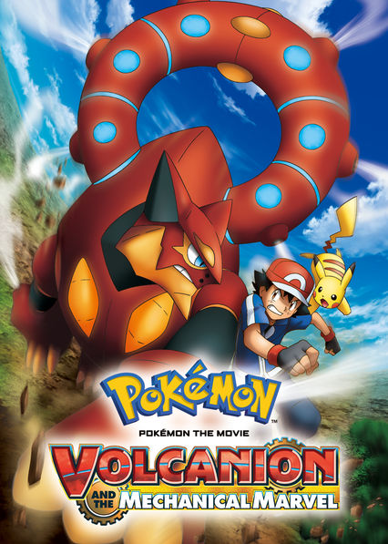 Is Pokemon The Movie Volcanion And The Mechanical Marvel Aka ポケモン ザ ムービーxy Z ボルケニオンと機巧のマギアナ Available To Watch On Canadian Netflix New On Netflix Canada