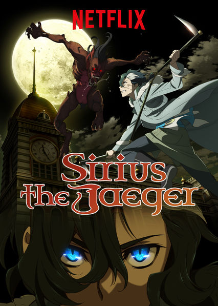 Sirius the Jaeger on Netflix Canada