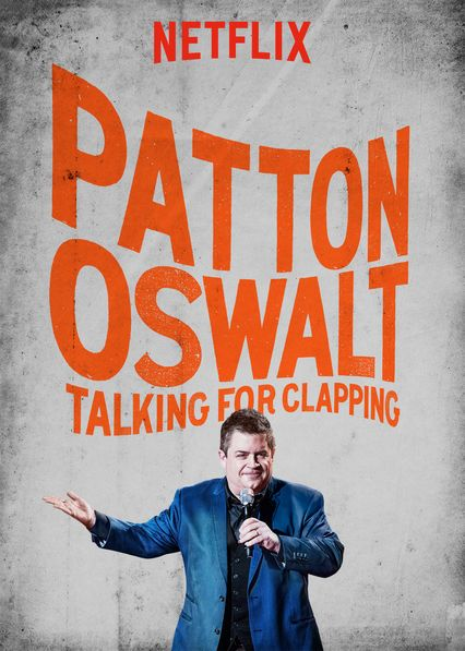 Patton Oswalt: Talking for Clapping on Netflix Canada