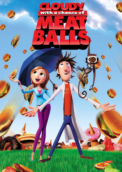 Cloudy with a Chance of Meatballs on Netflix Canada
