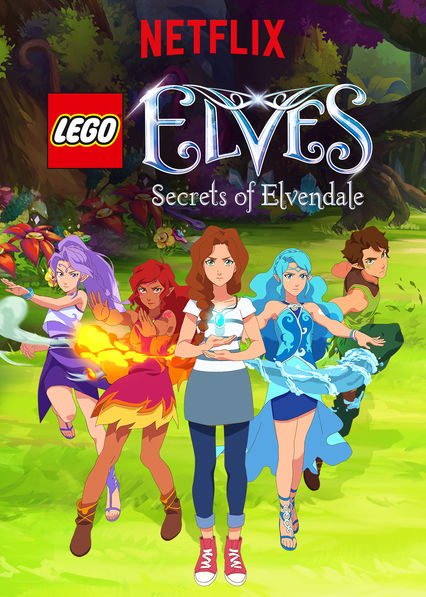 LEGO Elves: Secrets of Elvendale on Netflix Canada