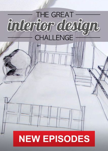 Great Interior Design Challenge on Netflix Canada