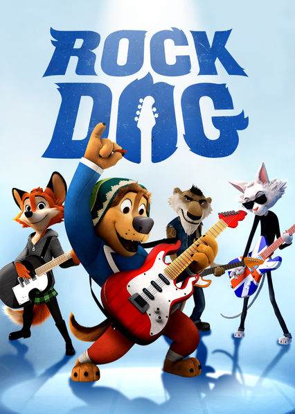 Rock Dog on Netflix Canada