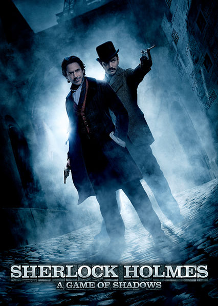 Sherlock Holmes: A Game of Shadows on Netflix Canada