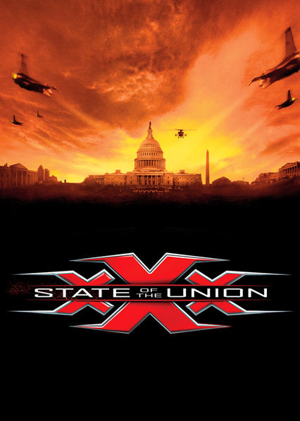 XXX: State of the Union on Netflix Canada
