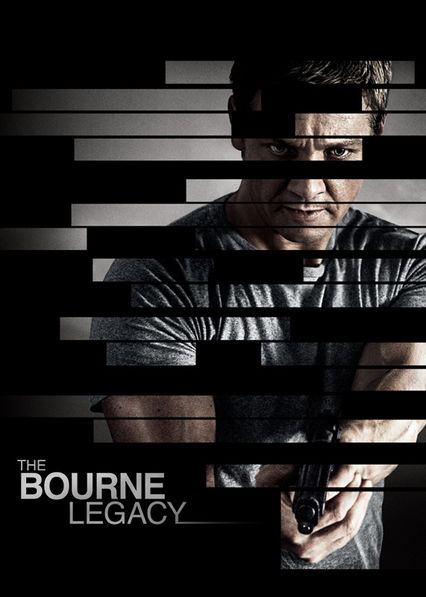 The Bourne Legacy on Netflix Canada