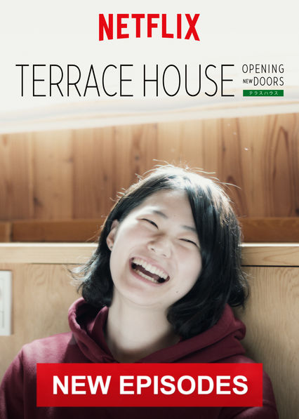 Terrace House: Opening New Doors on Netflix Canada