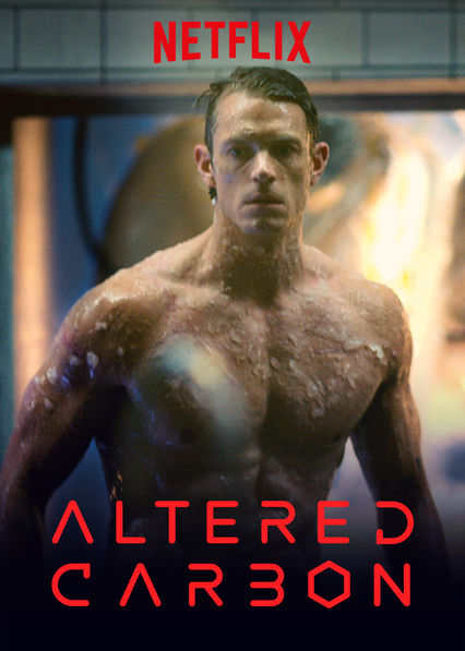 Altered Carbon on Netflix Canada