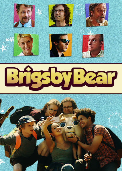 Image result for BRIGSBY BEAR ( 2017 ) poster