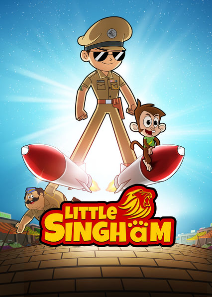 Little Singham on Netflix Canada