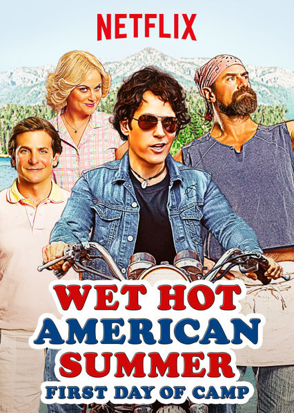 Wet Hot American Summer: First Day of Camp on Netflix Canada