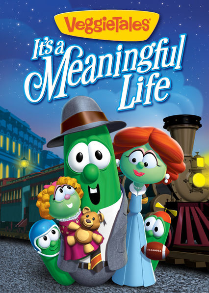 VeggieTales: It's a Meaningful Life on Netflix Canada