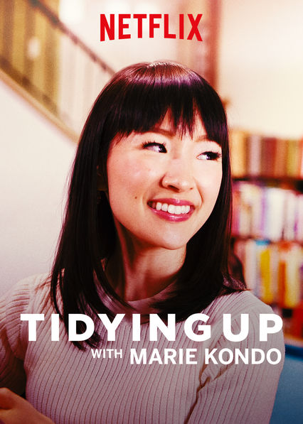 Tidying Up with Marie Kondo on Netflix Canada