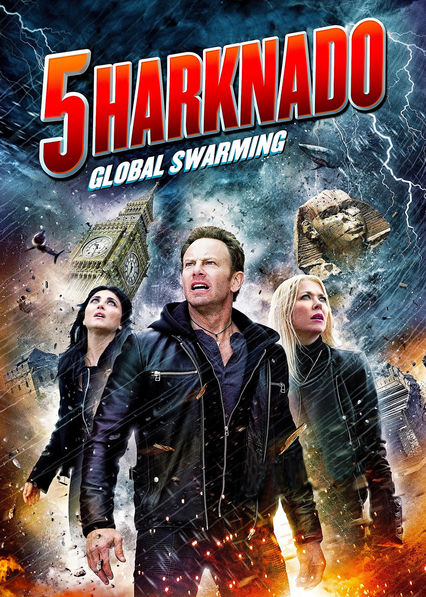 Sharknado 5 on Netflix Canada