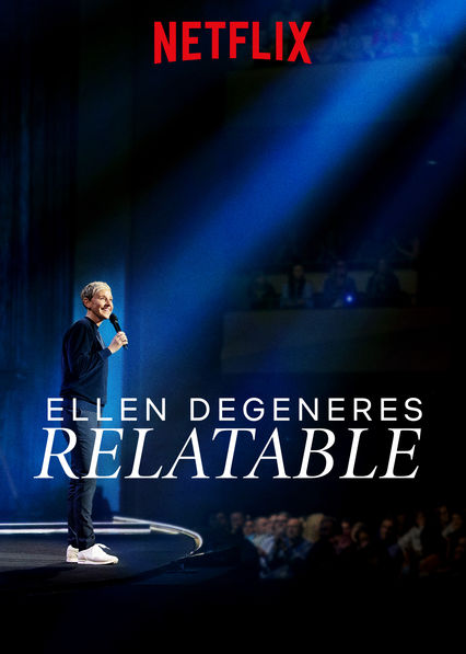 Ellen DeGeneres: Relatable on Netflix Canada