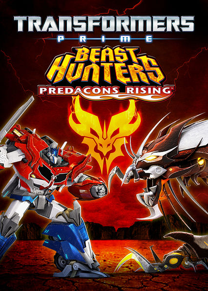 Transformers Prime Beast Hunters: Predacons Rising on Netflix Canada