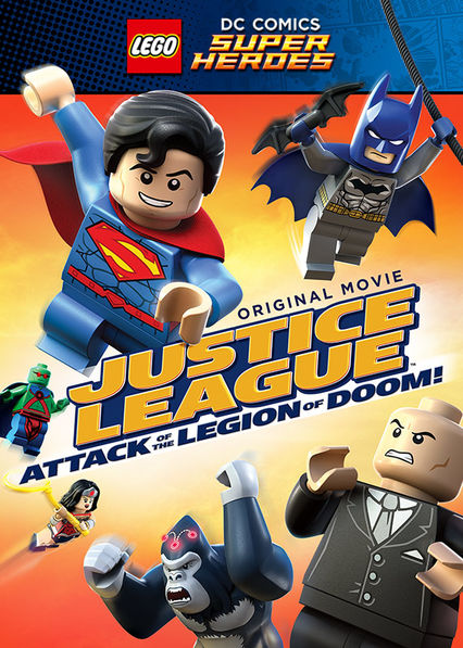 LEGO: Justice League: Attack of The Legion of Doom!