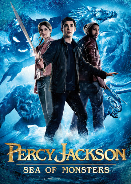 Percy Jackson: Sea of Monsters on Netflix Canada