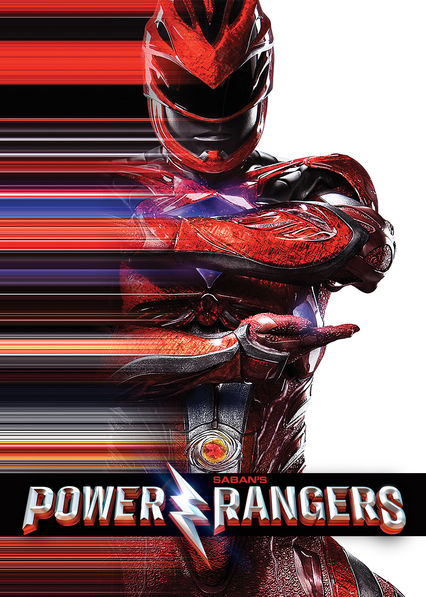 Power Rangers on Netflix Canada