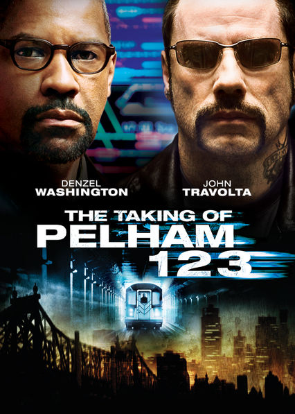 The Taking of Pelham 123 on Netflix Canada