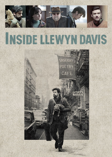 Inside Llewyn Davis on Netflix Canada
