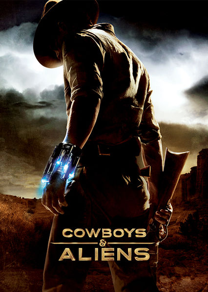 Cowboys & Aliens on Netflix Canada
