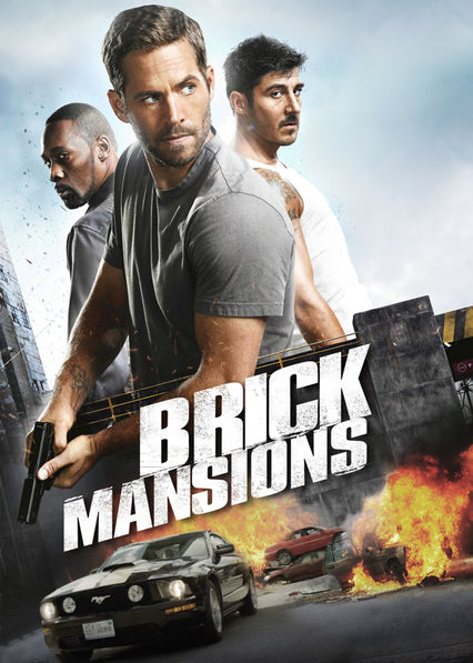 Brick Mansions on Netflix Canada
