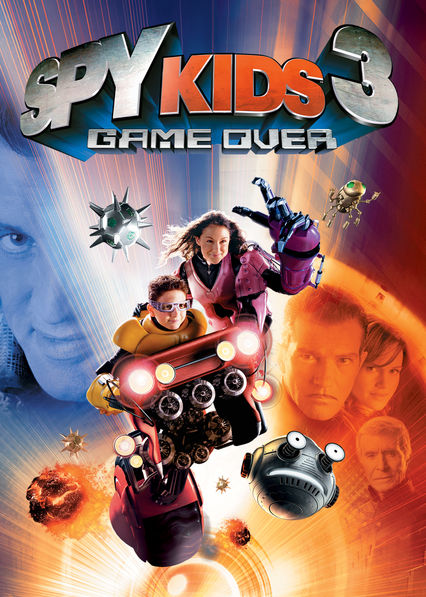Spy Kids 3 Stream Deutsch