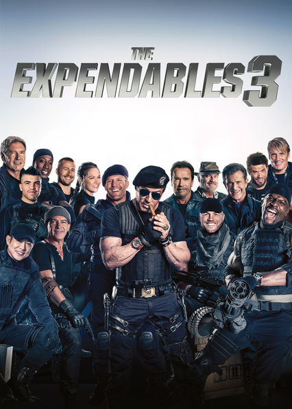 The Expendables 3 on Netflix Canada