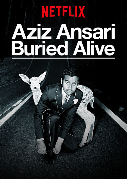 Aziz Ansari: Buried Alive on Netflix Canada