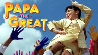 Papa the Great on Netflix Canada