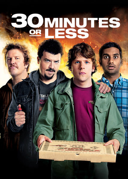 30 Minutes or Less on Netflix Canada