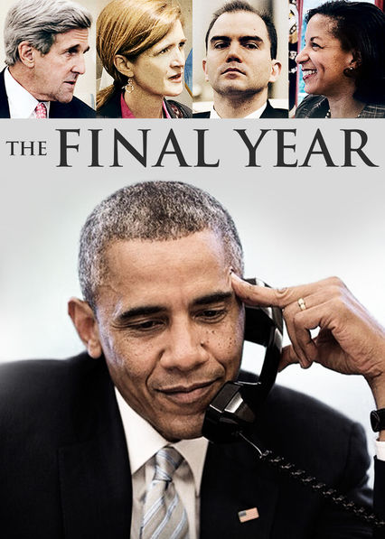 The Final Year on Netflix Canada