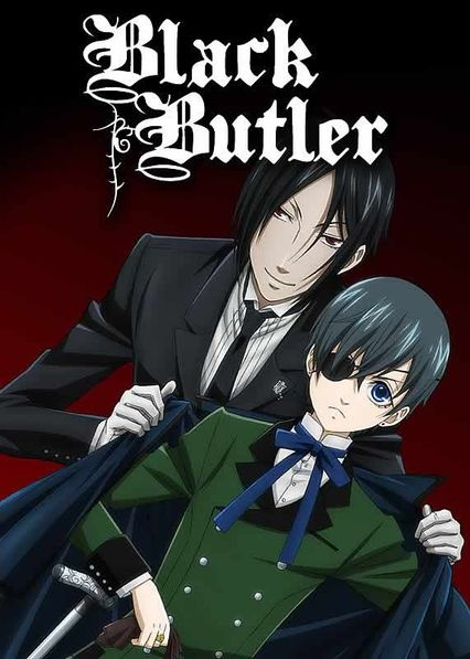 Black Butler on Netflix Canada