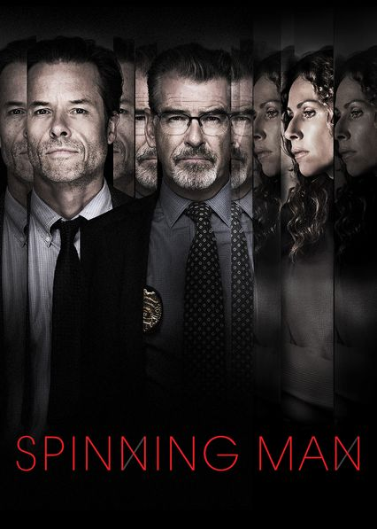 Spinning Man on Netflix Canada