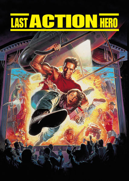 Last Action Hero on Netflix Canada