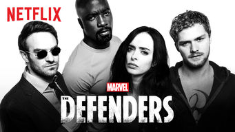 Marvel's The Defenders on Netflix Canada