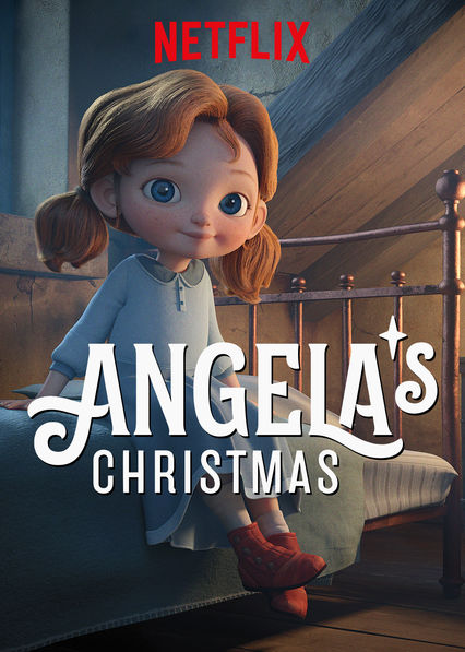 Angela's Christmas on Netflix Canada
