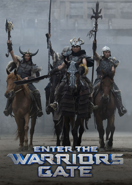 Enter the Warriors Gate on Netflix Canada