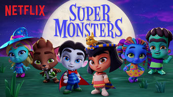 Super Monsters on Netflix Canada