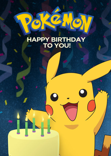 Is 'Pokémon: Happy Birthday To You!' Available To Watch On