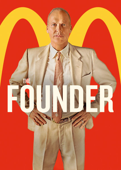 The Founder on Netflix Canada