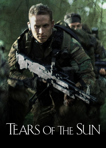 Tears of the Sun on Netflix Canada